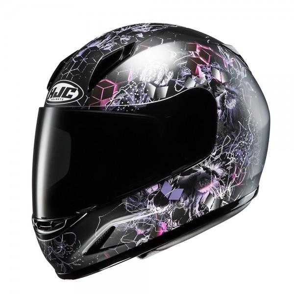 HJC CL-Y Vela Pink Ladies Helmet