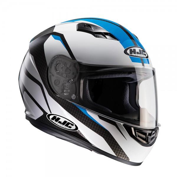 HJC CS-15 Sebka Blue/White Helmet Small
