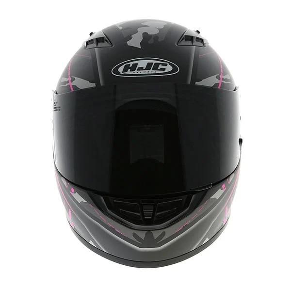HJC CS-15 Songtan Pink And Black Helmet