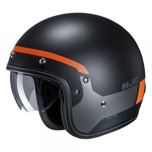 HJC FG-70s Modik Orange & Black