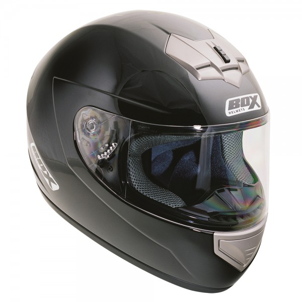 Box BX-1 Full Face Helmet Black