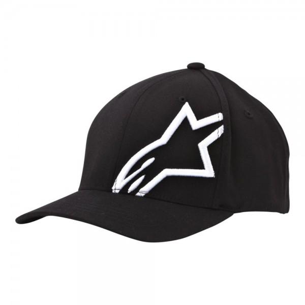 Alpinestars Corp Shift Flexfit Hat - Black White