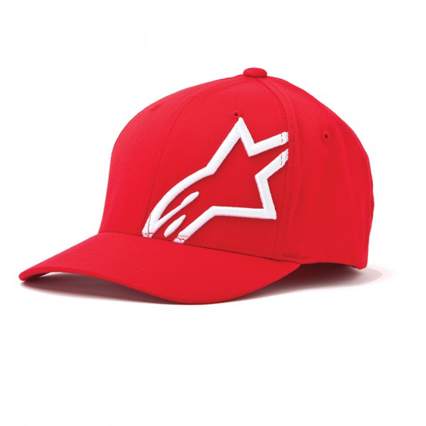 Alpinestars Corporate Shift Hat - Red