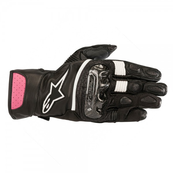 Alpinestars Stella SP-2 v2 Gloves - Black Fuchsia