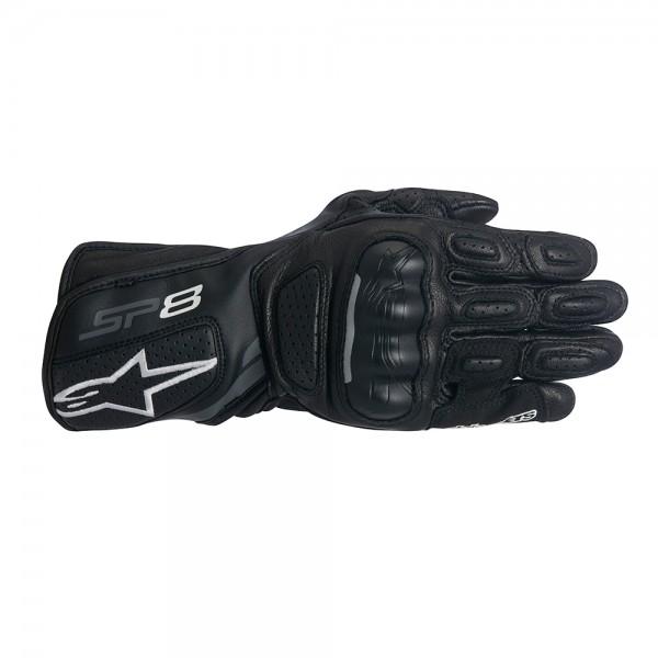 Alpinestars Stella SP-8 v2 Gloves Dark Grey