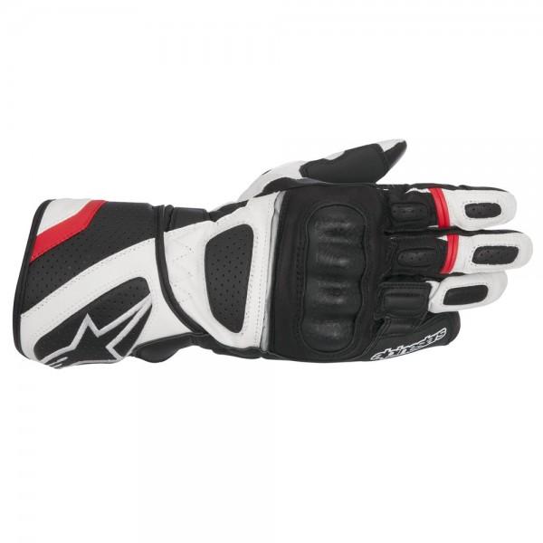 Alpinestars SP-Z Drystar Gloves Black White Red