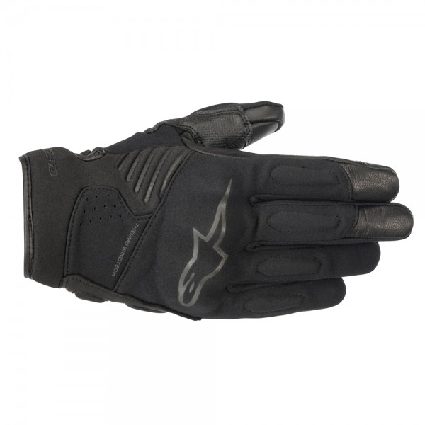 Alpinestars Faster Gloves Black Black