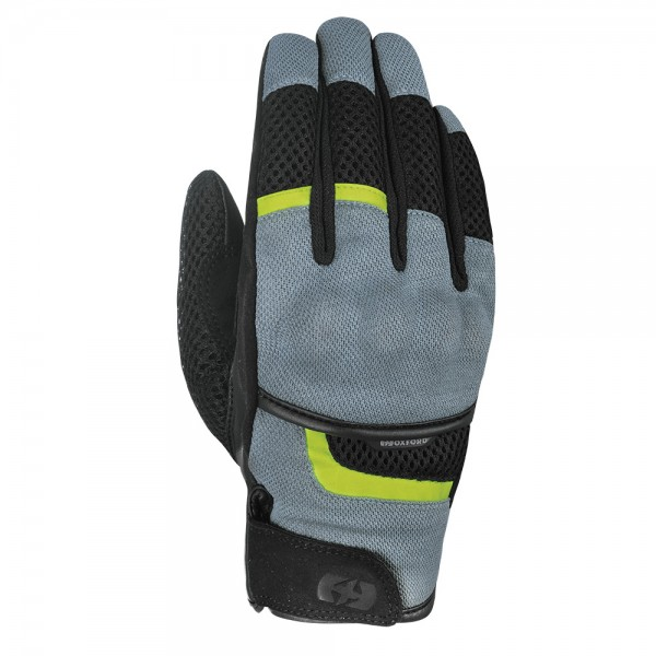 Oxford Brisbane Air Glove Charcoal & Black