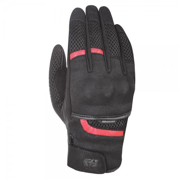 Oxford Brisbane Air Glove Tech Black