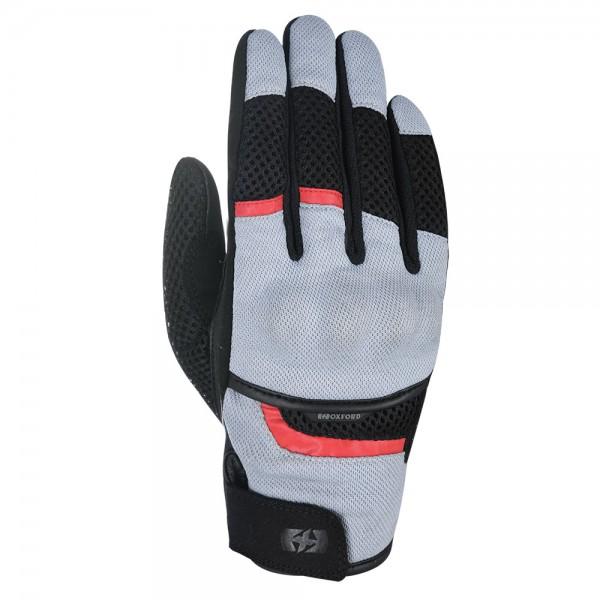 Oxford Brisbane Air Glove Tech Grey & Black
