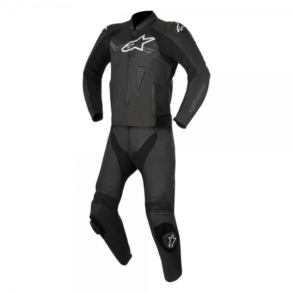 Alpinestars Challenger v2 2 Suit Piece - Black
