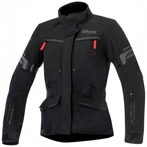 Alpinestars Valparaiso 2 Jacket Black Grey & Red