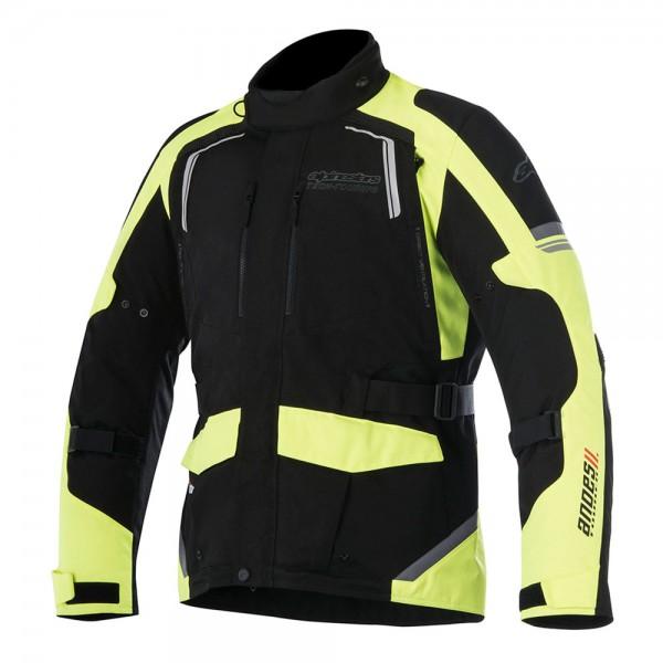Alpinestars Andes Drystar Jacket v2 Yellow Fluo