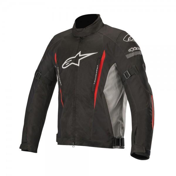 Alpinestars Gunner Jacket Black Grey & Red