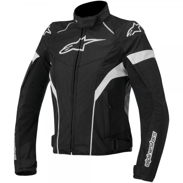 Alpinestars Stella T-GP Plus R V2 Jacket Black White