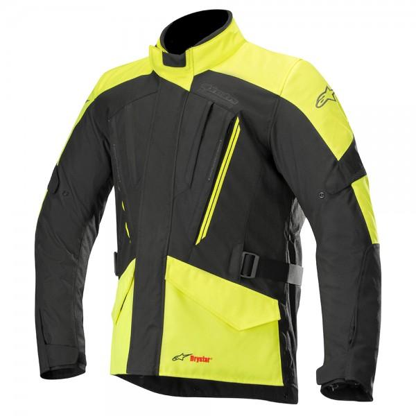 Alpinestars Volcano Jacket Black & Yellow