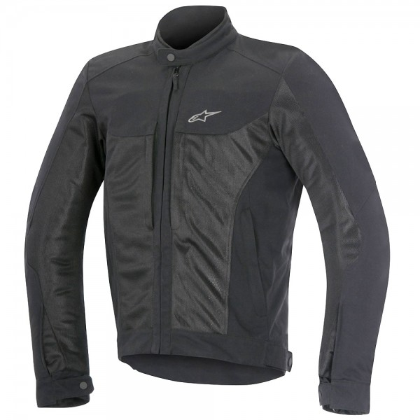 Alpinestars Luc Air Textile Jacket - Black