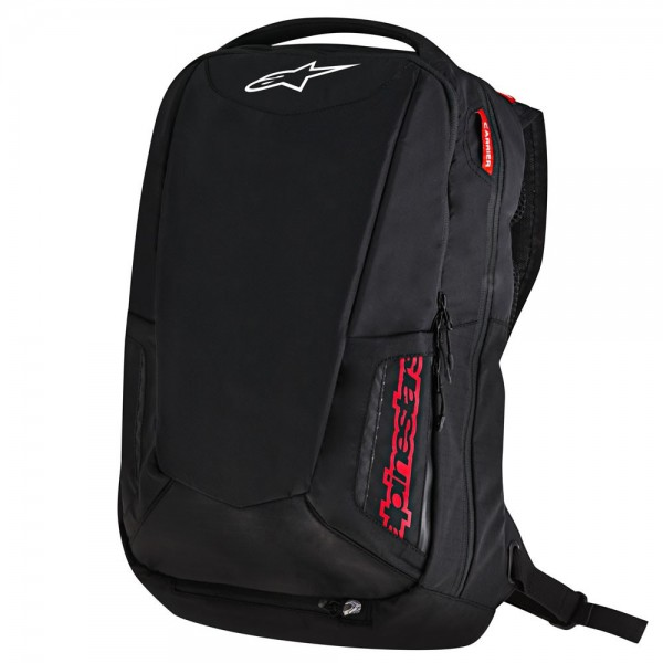 Alpinestars City Hunter Backpack Black/Red
