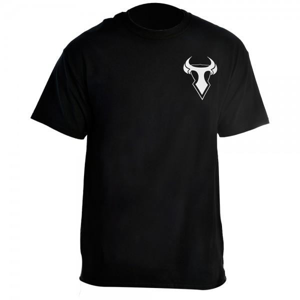 Bull-it Men's Logo T-Shirt Black