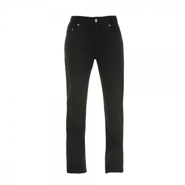 Bull-it Women's Ebony SR6 Black Jeans Regular