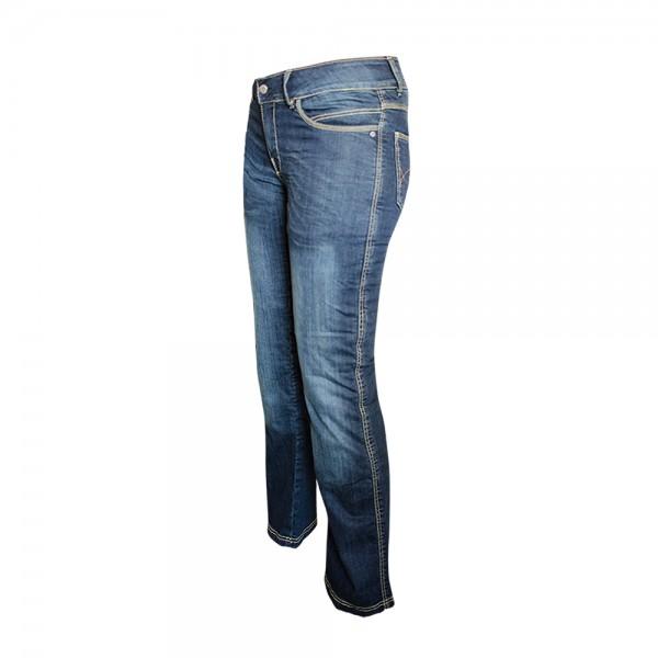 Bull-it Women's Vintage SR6 Blue Jeans Long