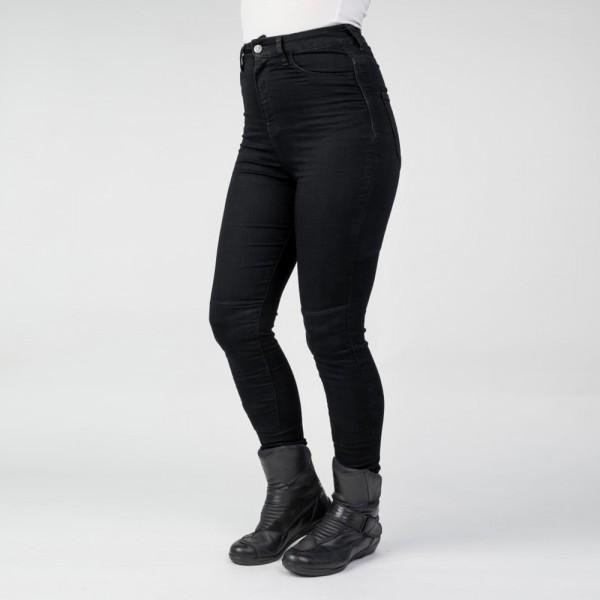 Bull-it Women's Fury Jegging SP120 Lite Black Short