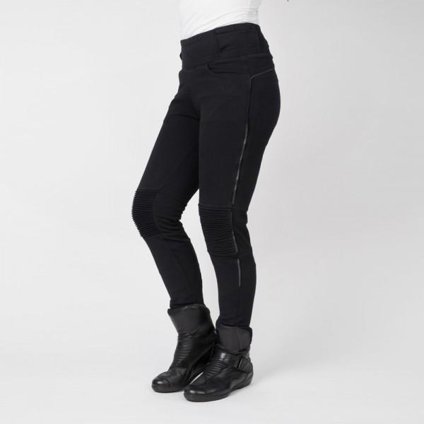 Bull-it Women's Envy Black Leggings Short