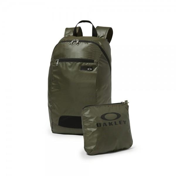 Packable Backpack Dark Brush