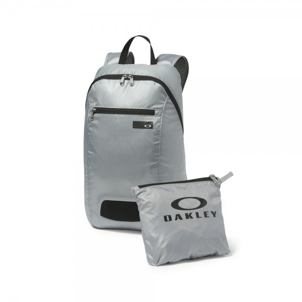 Packable Backpack Stone Grey