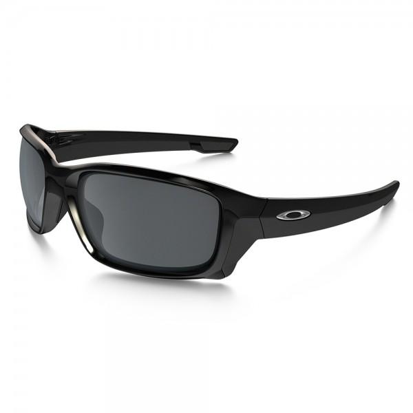 Straightlink Polished Black & Black Iridium