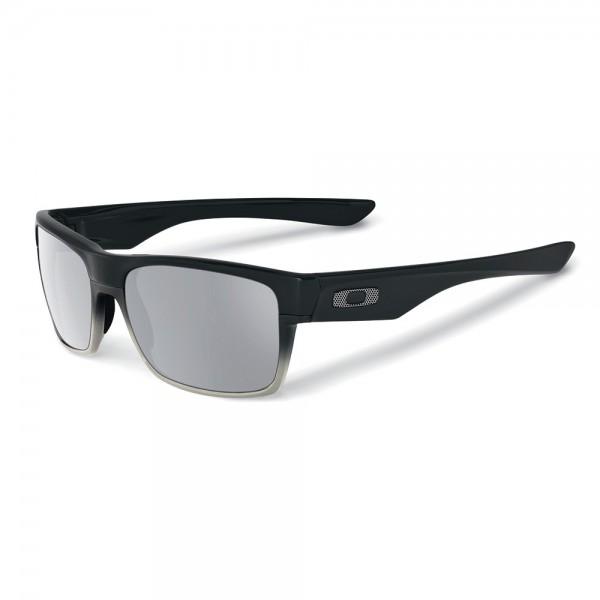 Oakley Twoface Machinist Matte Black & Chrome Iridium