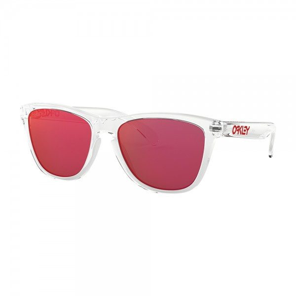 Frogskins Crystal Clear  Torch Irid