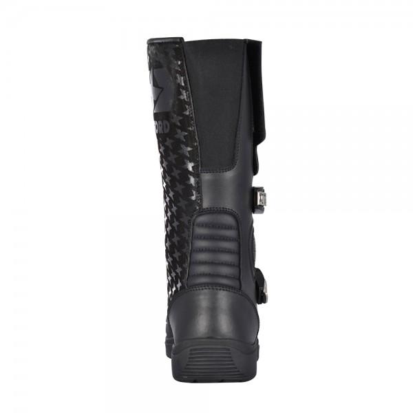 Oxford Explorer Boots Black