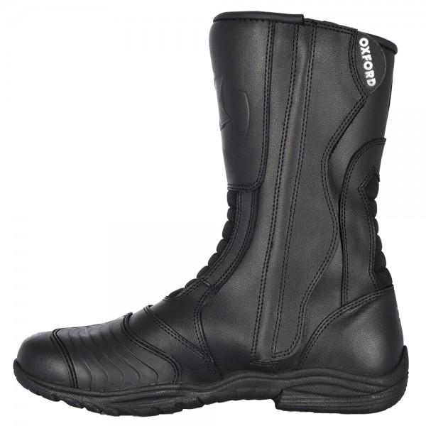 Oxford Tracker Boots Black