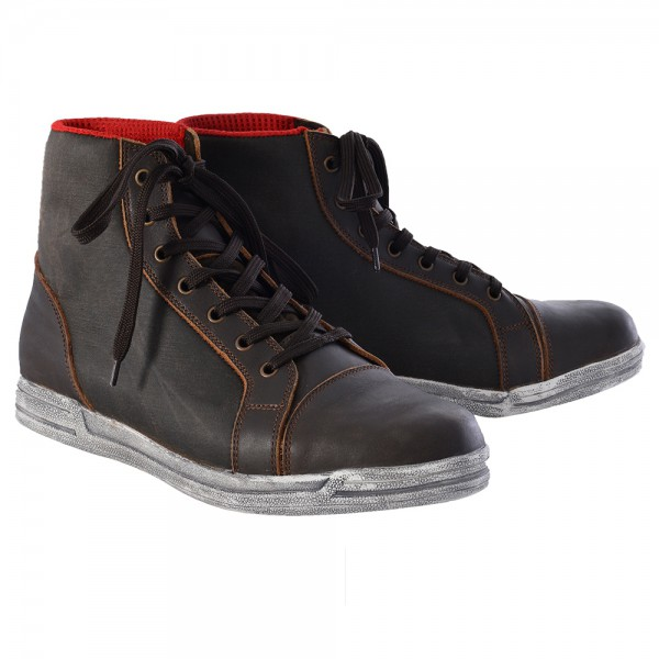 Oxford Jericho Boot Brown
