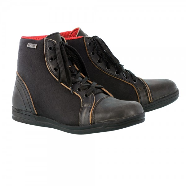 Oxford Jericho Boot Stealth Black