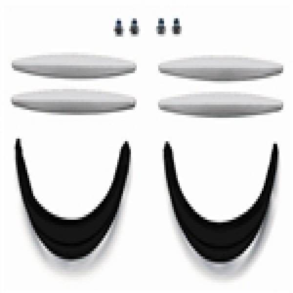 Sidi Cobra/vertigo Evo Heel Cups Grey Pair