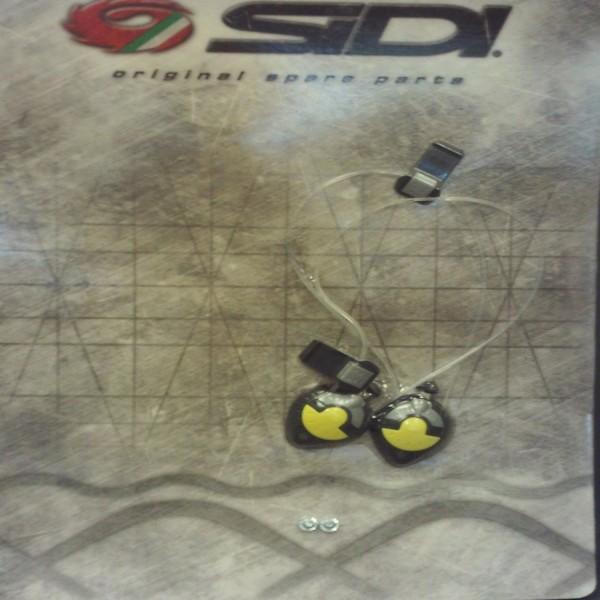Sidi Techno Shin Tensioner 2 Vortice Fluo 45-48