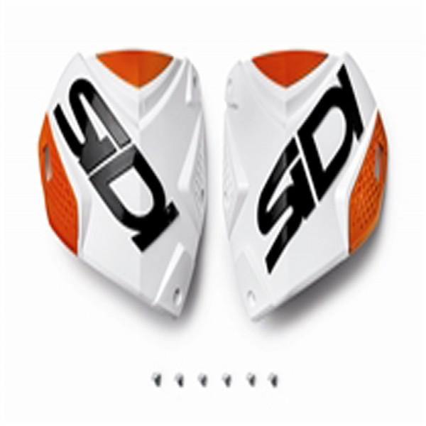 Sidi Crossfire 2 Shin Plate White/orange
