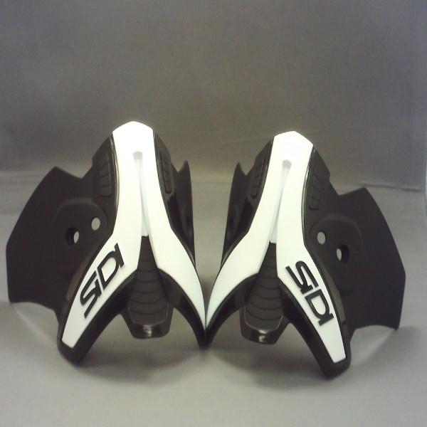 Sidi Mag 1 Rear Upper Black & White