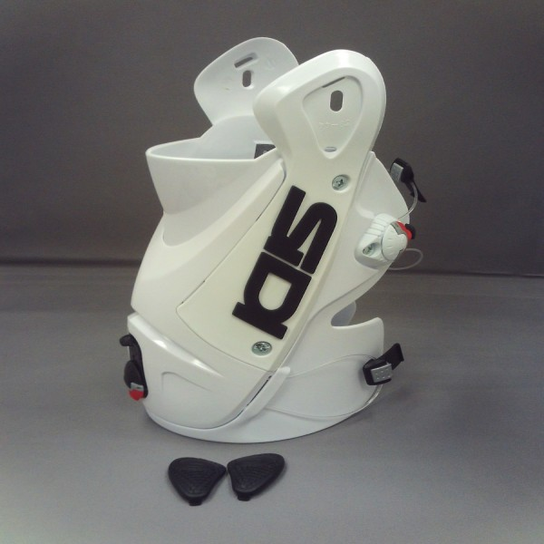 Sidi Vortice Calf Rear Upper Cover-White Pair