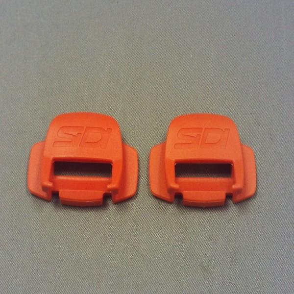 Sidi Mx/st Strap Holder For Pop Buckle Orange
