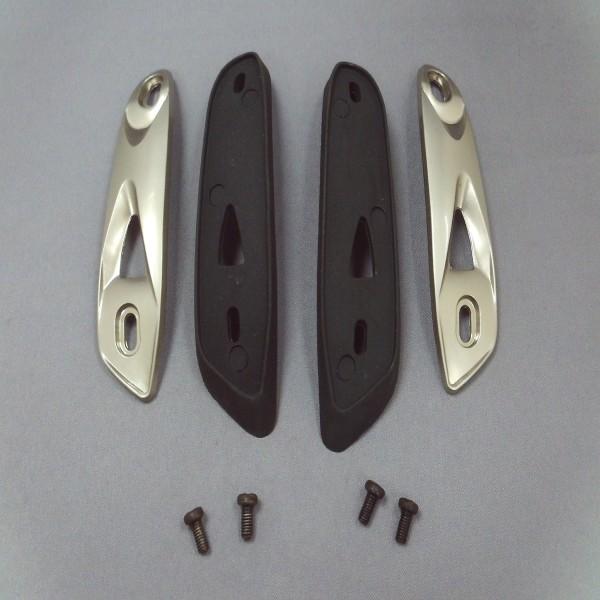 Spada Curve Evo Toe Sliders - No Insert