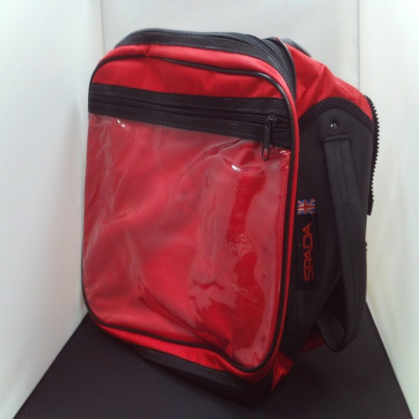 Spada Zipmax Expandable Bag  Reduce Includes Base Matt