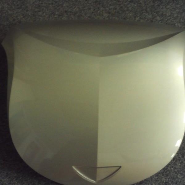 Coocase Upper Lid For V36 Top Case - Silver
