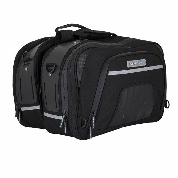 Spada Luggage Expandable Touring Panniers 19L/27L