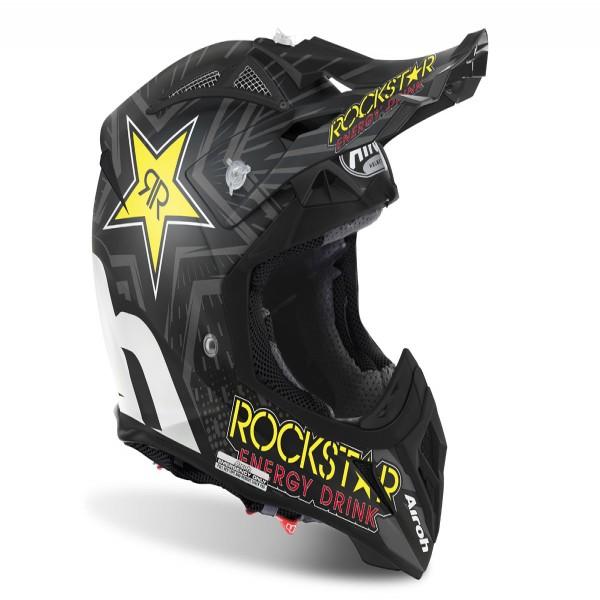AIROH Aviator 2.2 Rockstar Black Special