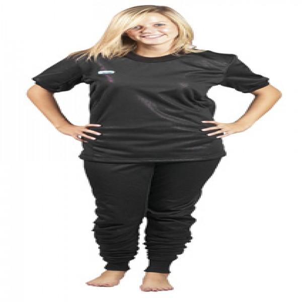 Spada Chill Factor Short Sleeve Shirt Black