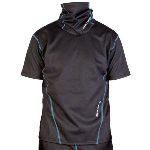 Spada Chill Factor2 Short Sleeve Shirt Black