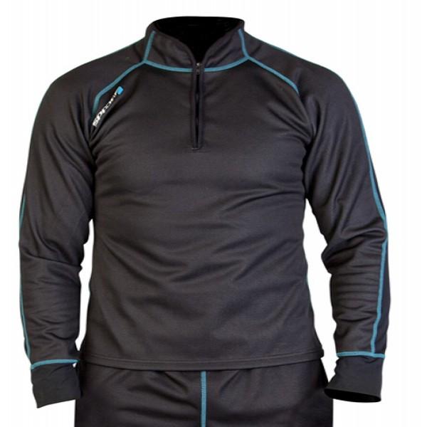 Spada Chill Factor2 Long Sleeve Shirt Ladies Black
